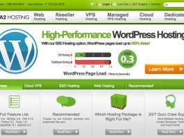 A2 Hosting Reviews, wordpress,vps and shred reviews