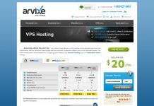 arvixe-vps-review