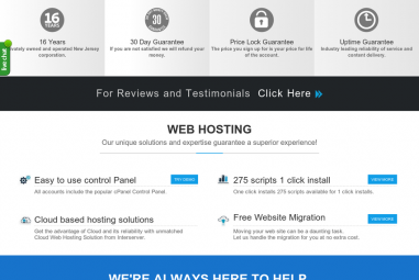 InterServer VPS Hosting Reviews 2016 UPDATE