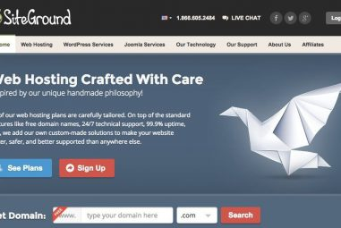 SiteGround Hosting Review And Overview 2016